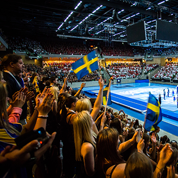 Eurogym 2014 i Helsingborg Arena