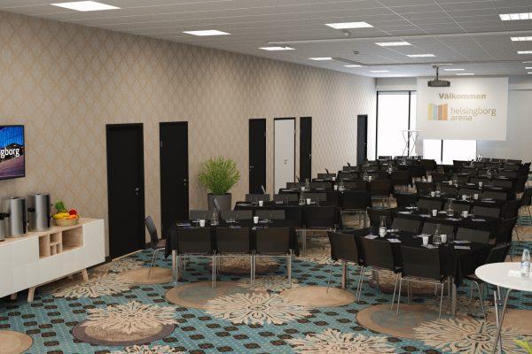 Lilla konferensrummet - natverkssittning
