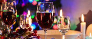 Julbord i stjärnklart